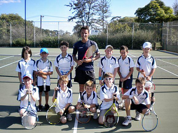 tennis squad